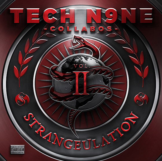 Tech N9ne collabos « Strangeulation vol. II » @@@@