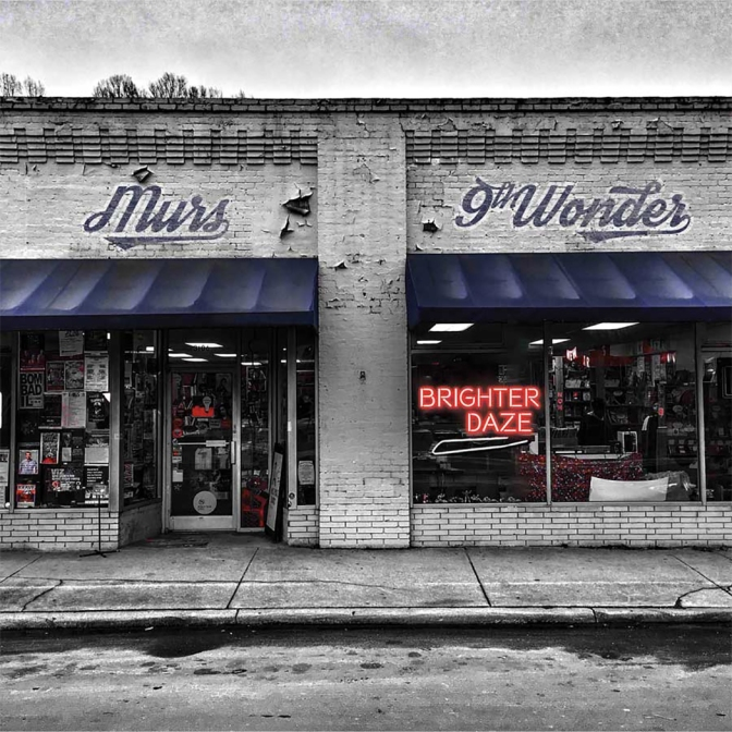 Murs & 9th Wonder « Brighter Daze » @@@½