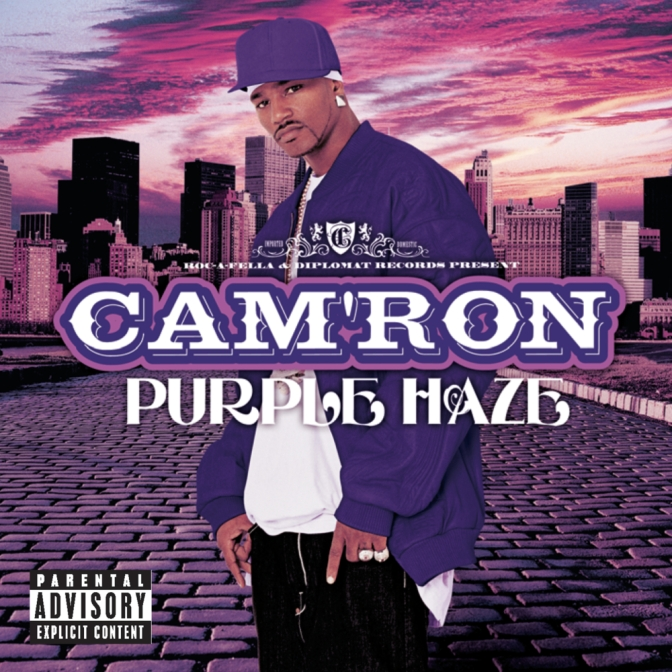 Cam'Ron « Purple Haze » @@@