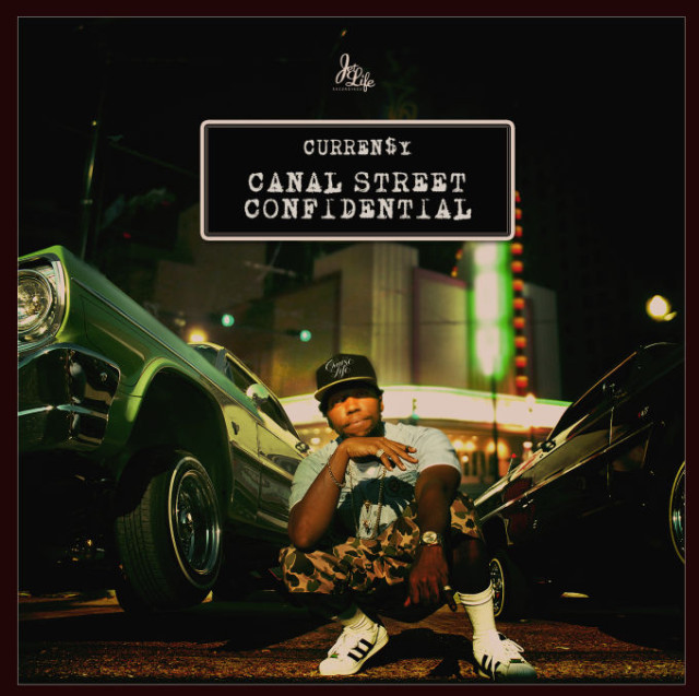 Curren$y « Canal Street Confidential » @@@½