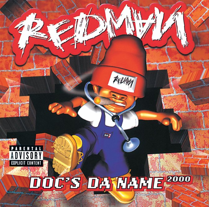 Redman « Doc's Da Name 2000 » @@@@½
