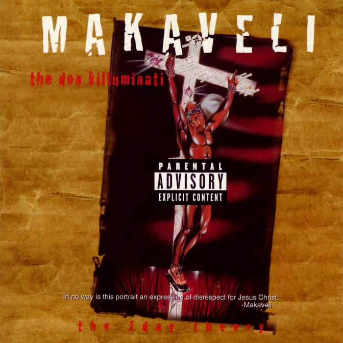 Makaveli (2Pac) « The Don Killuminati: The 7 Day Theory » @@@@@