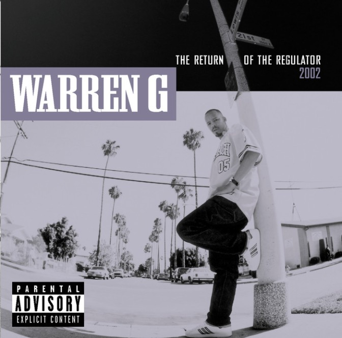 Warren G « Return of the Regulator 2002 » @@@½