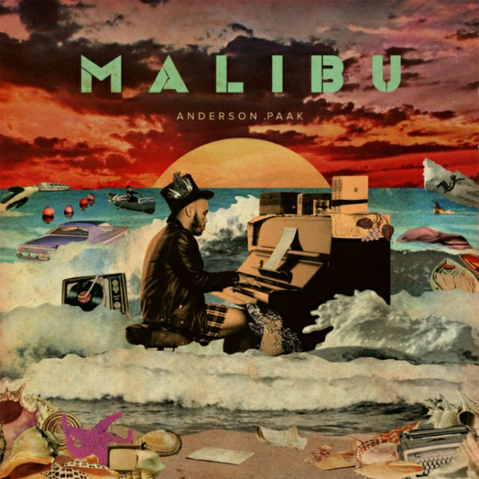 Anderson .Paak «Malibu» @@@@½