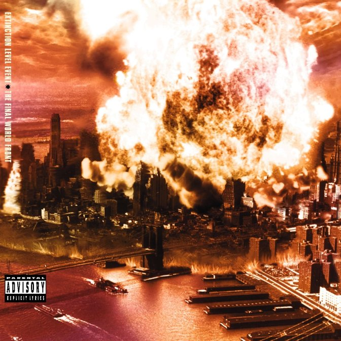 Busta Rhymes « E.L.E. (Extinction Level Event) : The Final World Front » @@@@