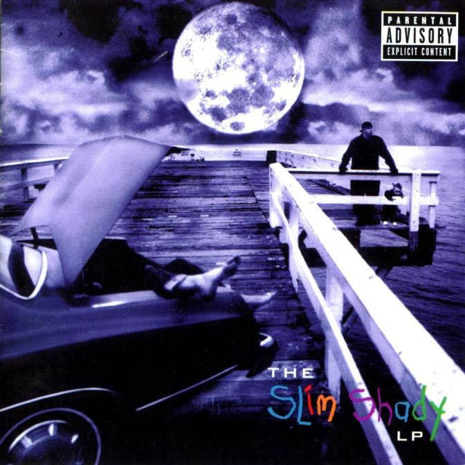 Eminem « The Slim Shady LP » @@@@½