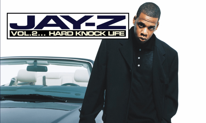 Jay-Z « Vol.2… Hard Knock Life » @@@@½