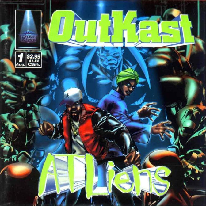 Outkast « ATLiens » @@@@@