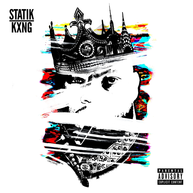 Statik Selektah & KXNG Crooked «Statik KXNG» @@@½
