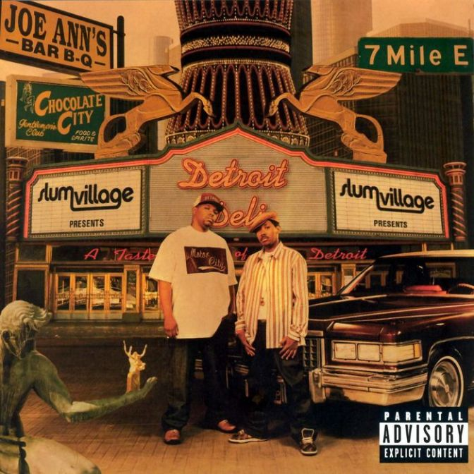 Slum Village « Detroit Deli » @@@@