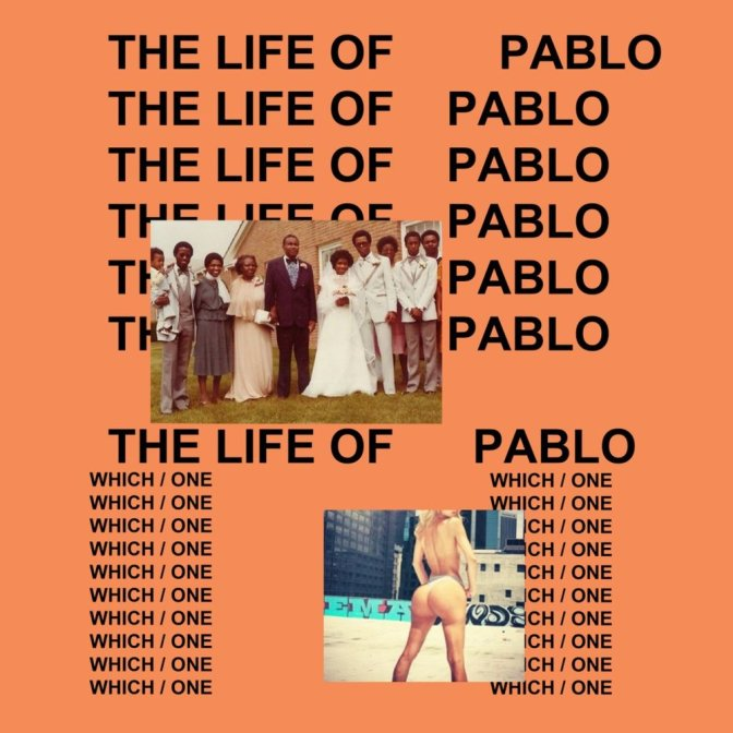 Kanye West « The Life of Pablo » @@@½