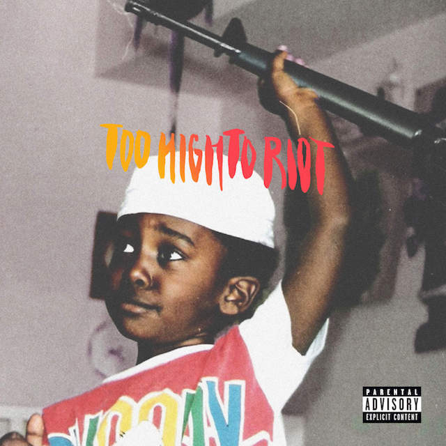 Bas « Too High To Riot » @@@½