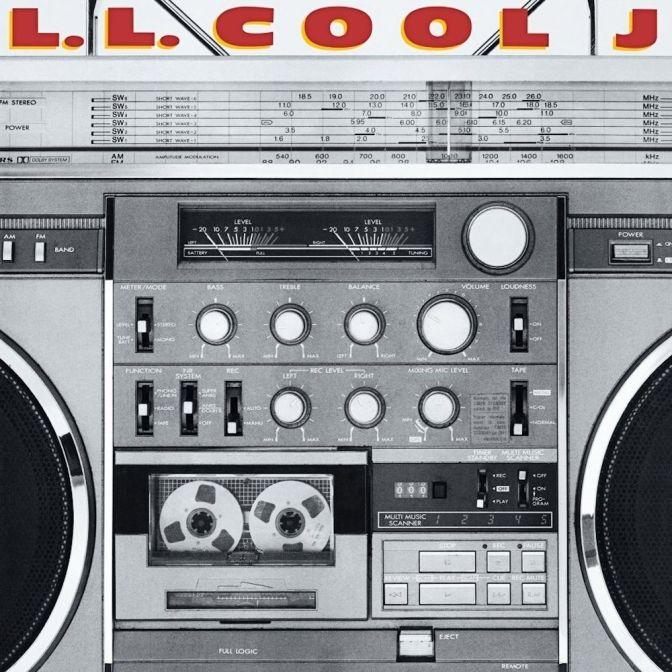 LL Cool J «Radio» @@@@½