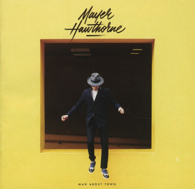 Mayer Hawthorne «Man About Town» @@@@