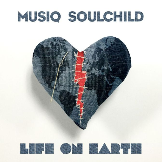 Musiq Soulchild « Life on Earth » @@@½