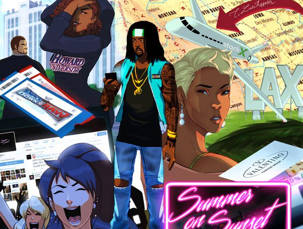 Wale « Summer on Sunset » [mixtape] @@@½