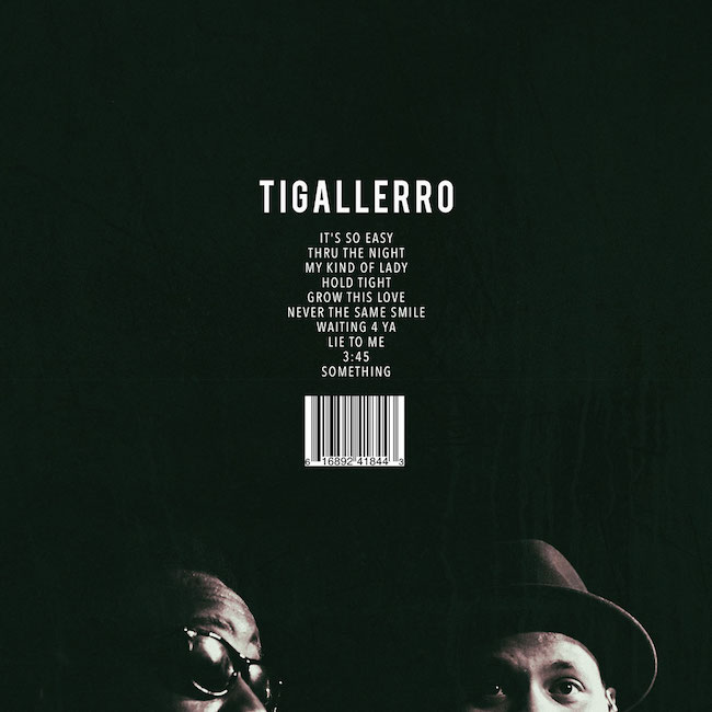 Phonte & Eric Roberson «Tigallero» @@@@