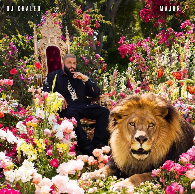 DJ Khaled « Major Key » @@@
