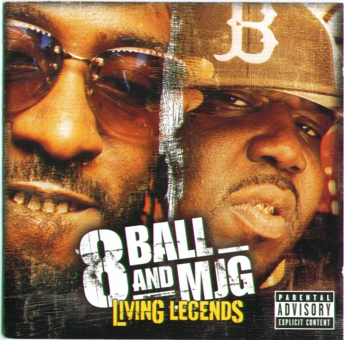 8Ball & MJG « Living Legends » @@@@