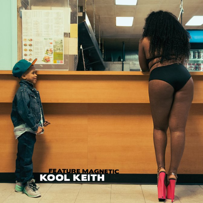 Kool Keith « Feature Magnetic » @@@½