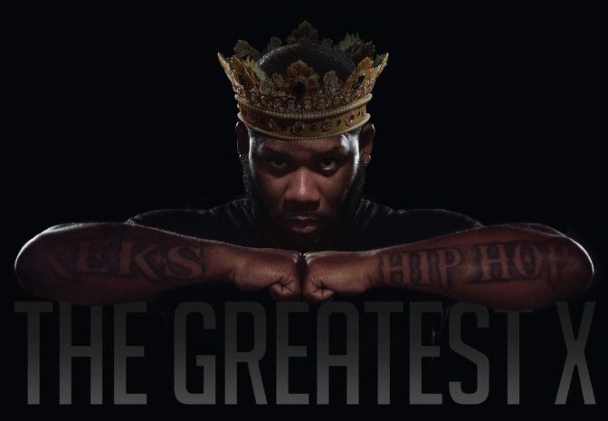 Reks « The Greatest X » @@@@