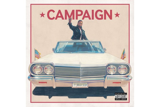 Ty Dolla $ign « Campaign » [mixtape] @@@½