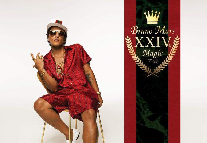 Bruno Mars «24K Magic» @@@@