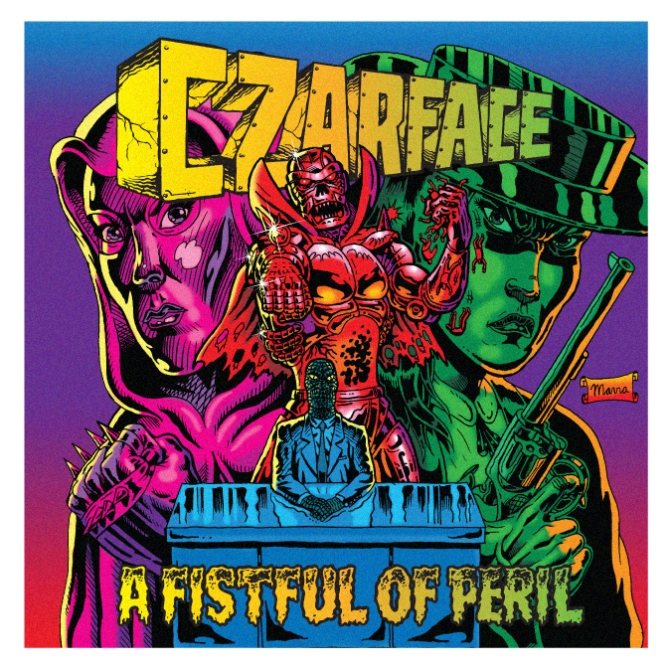 Czarface « A Fistful of Peril » @@@@