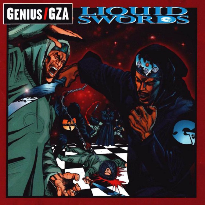 Genius/GZA « Liquid Swords » @@@@@©