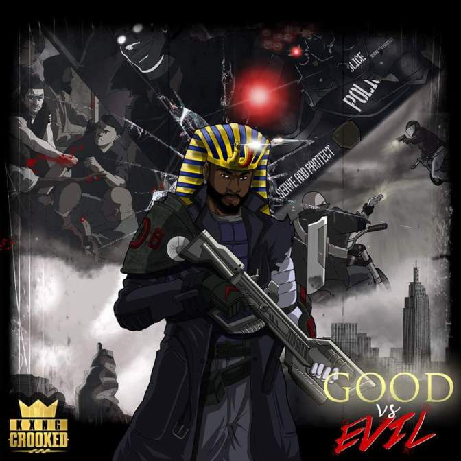 KXNG Crooked «Good vs. Evil» [deluxe edition] @@@@