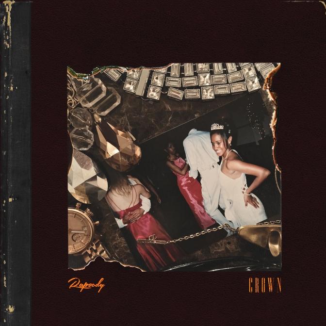Rapsody «Crown» [EP] @@@@