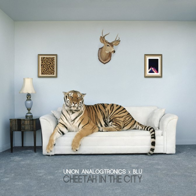 Union Analogtronics x Blu «Cheetah in the City» @@@@½