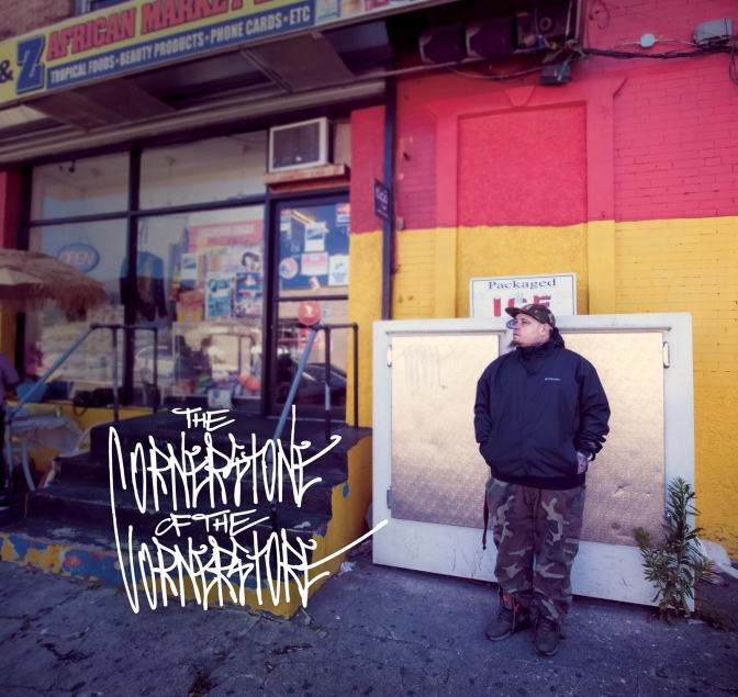 Vinnie Paz « The Cornerstone of the Corner Store » @@@½