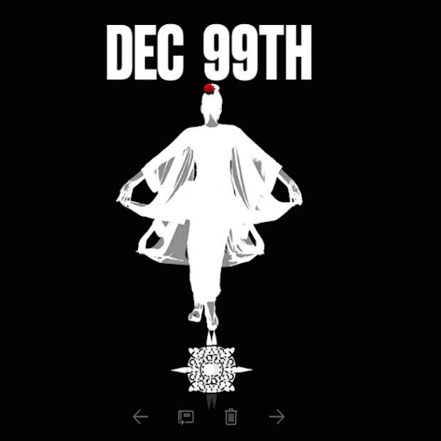 Yasiin Bey x Ferrari Sheppard «December 99th» @@½