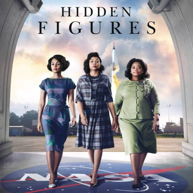 « Hidden Figures » soundtrack @@@½