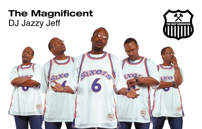 DJ Jazzy Jeff « The Magnificient » @@@@@©