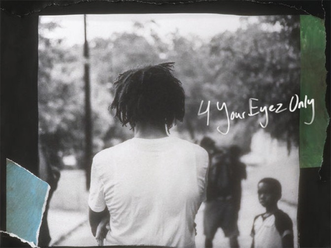 J.Cole « 4 Your Eyez Only » @@@@