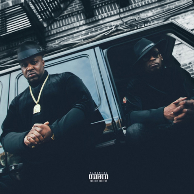 Smoke DZA & Pete Rock « Don't Smoke Rock » @@@½