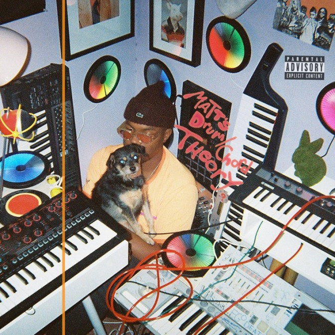 Matt Martians « The Drum Chord Theory » @@@@½