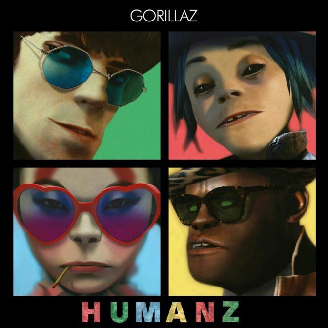 Gorillaz «Humanz» @@@½