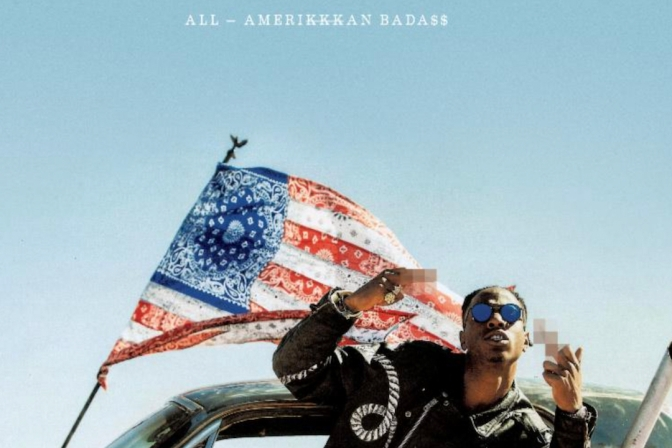 Joey Bada$$ « ALL-AMERIKKKAN BADA$$ » @@@@½