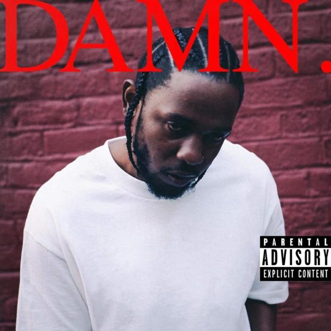Kendrick Lamar «DAMN.» @@@@