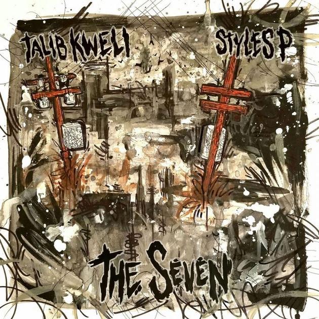 Talib Kweli & Styles P «The Seven» [EP] @@@@