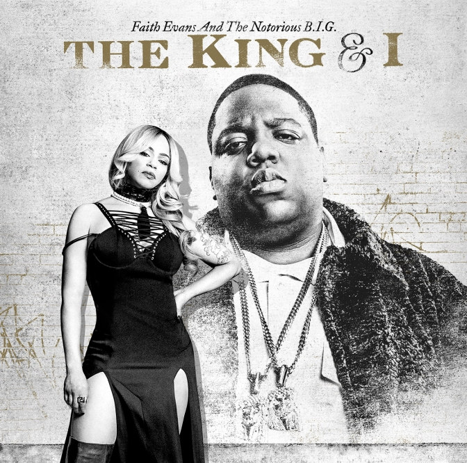Faith Evans & The Notorious B.I.G. « The King & I » @@@½