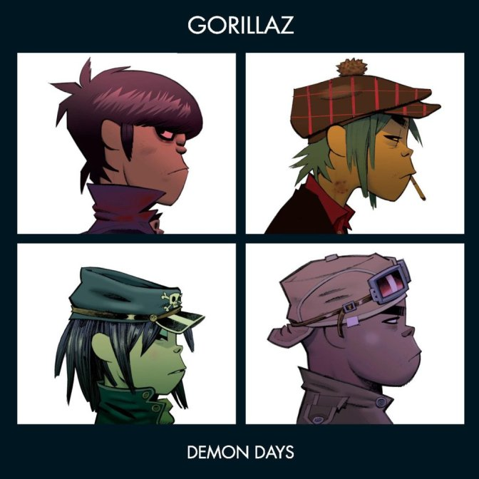 Gorillaz « Demon Days » @@@@@