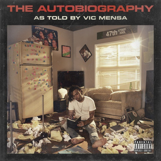 Vic Mensa «The Autobiography» [deluxe edition] @@@@