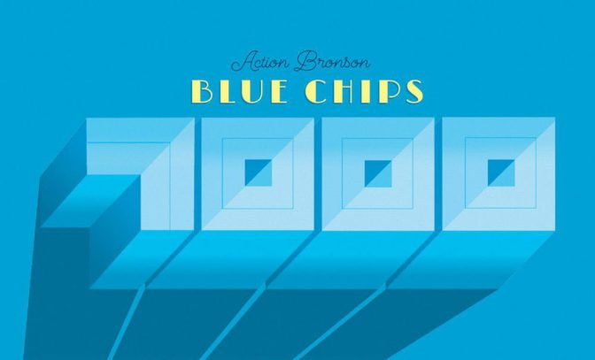 Action Bronson « Blue Chips 7000 » @@@@
