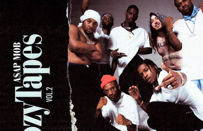 A$AP Mob « Cozy Tapes vol.2 : Too Cozy » @@@