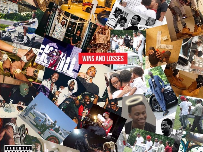 Meek Mill « Wins & Losses » @@@