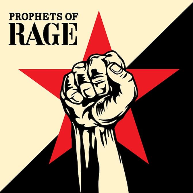 Prophets of Rage (éponyme) @@@